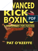 Advance KickBoxing, A Framework for Success - Pat O'Keeffe 2002