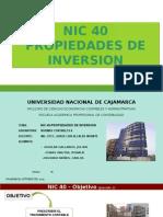 Nic 40 Diapositivas
