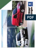 Manual Usuario Partner,2008-2009,Amigospeugeot