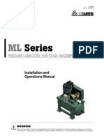 Curtis ML Air Compressor Series Manual