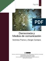 Democracia y Medio Comunicacion
