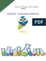 Sintesis Primer Periodo - Quimica 9