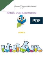 Sintesis Primer Periodo - Quimica 11