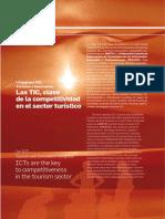Las TIC, clave de la competitividad en el sector turístico