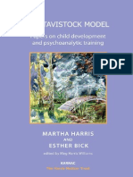 [Martha Harris and Esther Bick] the Tavistock Mode