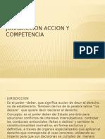 Jurisdiccion Accion y Competencia (1)