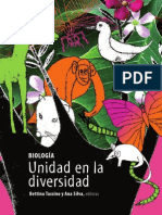 Biología - Unidad en La Diversidad