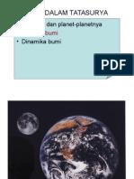 Anatomi Bumi