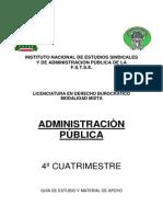 Administracion Publica.
