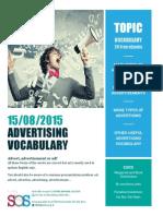 Advertising - ESOS
