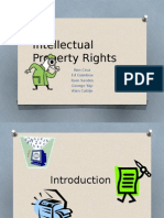 Intellectual Property Rights PPT