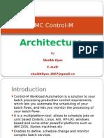 BMC Control-M Architecture