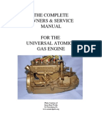 Atomic Four Service Manual