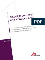 Obstetrics and newborn