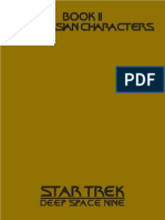 Star Trek RPG (LUG) - LUG35005A - Cardassian Sourcebook - Book 2 Cardassian Characters