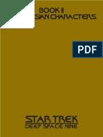 Star Trek RPG (LUG) - LUG35005A - Cardassian Sourcebook - Book 2 Cardassian Characters