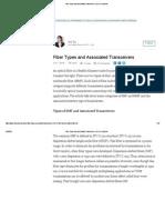 Fiber Types and Associated Transceivers _ Iris Xu _ LinkedIn