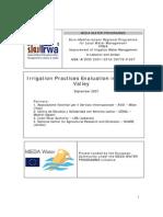 Jordan - Evaluation of Irrigation Methods