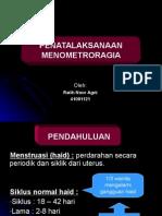 PP Menometroragi