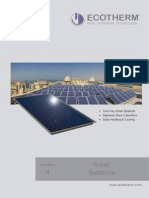 Ecotherm Solar WH