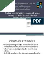 Analiza Locationala Si Economica a Unei Unitati Cu (1)