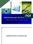 Administração da Producao