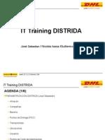 Training Distrida v0.2