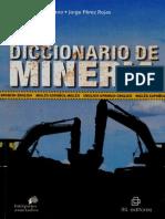Diccionario de Mineria