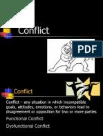 Conflict & PowerPolitics