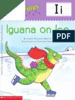 Iguana on Ice