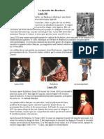 La Dynastie Des Bourbons Louis Xiii Henri IV Est Assassine Par