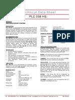 TDS-PLC 338 HS