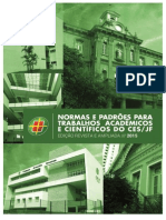 Manual de Normas Tecnicas Agosto 2015