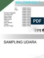 Metode Sampling Gas Bener 2