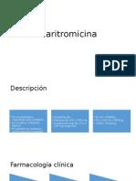 3 claritromicina