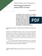 REGUILLO, Rossana - Comunicación y Ciudadanías