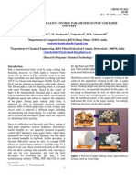 Abstract for Chemcon Software Tool for Assessment in Paper Industry