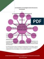 Convocatoria IV Encuentro Regional Docente CONEICC (Vocalía Noreste) Saltillo 2015