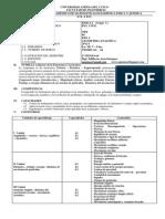 Silabo de Fisica i (Ic) Alumnos 2015 III