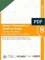 Rede de Atenção Psicossocial de Sergipe