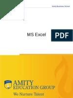 Excel Practical