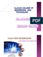 Palm Vein Technology 2