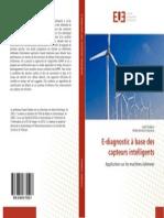 E-diagnostic à base des capteurs intelligents Application sur les machines éoliennes