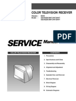Samsung Cs21k3dx, Cs21k2dx Ks1b Service Manual