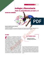 Articulo Deporte Psicologia y Neurociencia