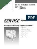 Samsung Cs21s8ml6x, Cs21m20ml6x Ks9b(p) Service Manual