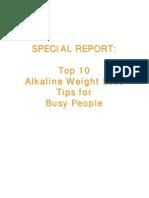 Alk La Line Weight Loss