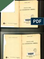 Weil Simone - La Condicion Obrera