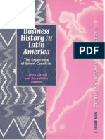 Business History of Latin America