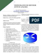 Conexion Servidor Cliente HTTP DNS